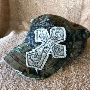 Mossy Oak Military Patrol Style Camo Cap